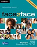 face2face Intermediate Student's Book with DVD-ROM and Online Workbook Pack 2nd Edition