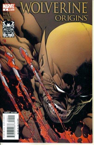 Wolerine Origins #9 : Savior Part Four (Marvel Comics)
