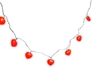heart string lights target