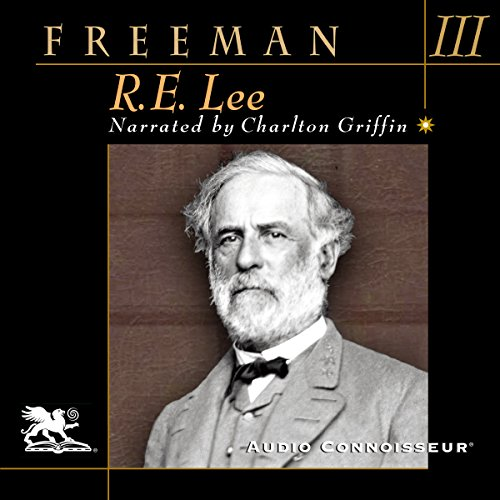 R. E. Lee: Volume Three audiobook cover art