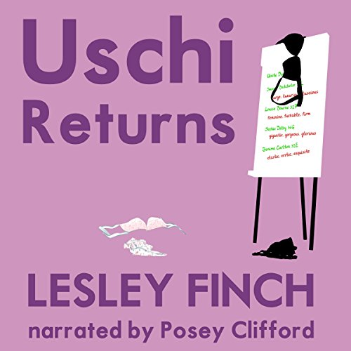 Uschi Returns cover art