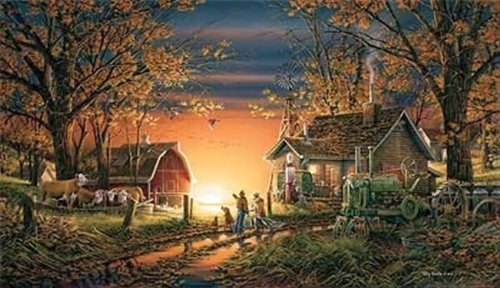 Terry Redlin Open Edition Elite Print MORNING SURPRISE (24