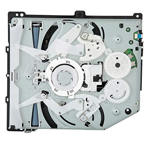 SANON Spielekonsole Ersatzgehäuse Tragbares Blu-Ray DVD-CD-Laufwerk für Ps4 Kem-490
