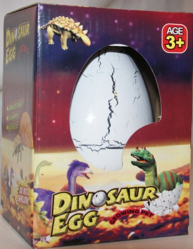 Magic Growing Pet Dino Beobachtungs XXL Ei Dinosaurier
