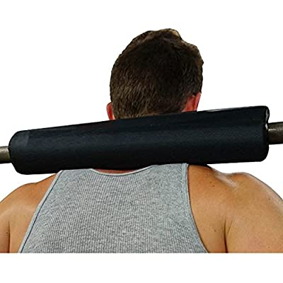"""Dark Iron Fitness 17"""" Extra Thick Barbell Neck Pad 