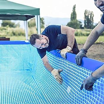 CHIFOOM 20PCS Autocollant Patch de réparation pour Tente de Camping imperméable Invisible,adhésif Transparent résistant pour réparation la Tente Tissu de Couverture auvent Réparer Trou Parasol
