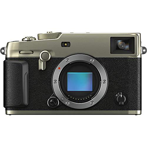 Fujifilm X-Pro3 Mirrorless Digital Camera (Body Only) - Dura Silver