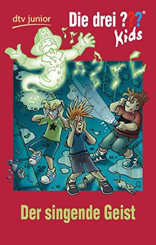 Die drei ??? Kids 49 - Der singende Geist (Die drei ??? Kids-Serie, Band 11)