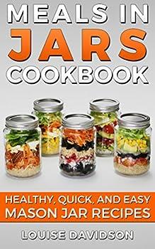 Meals in Jars Cookbook Kindle eBook