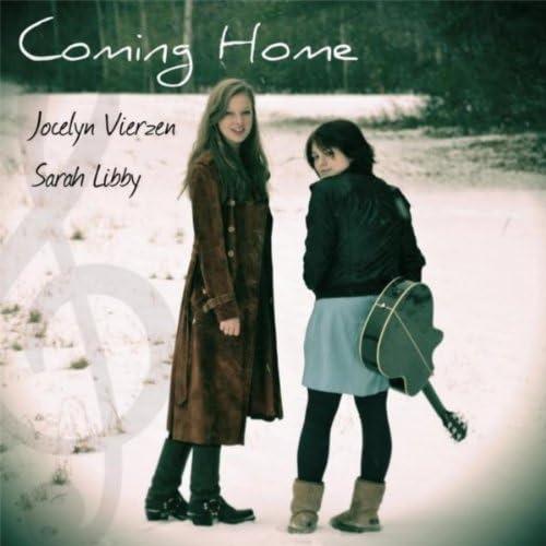 Jocelyn Vierzen & Sarah Libby