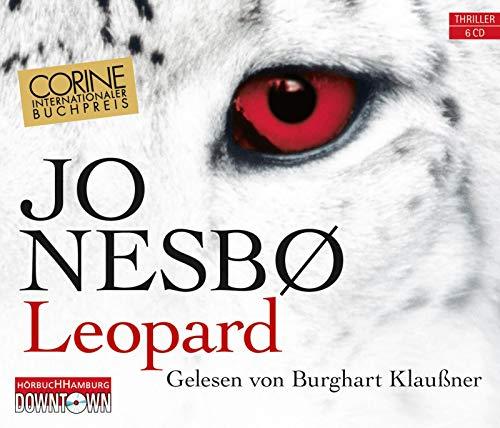 Leopard (Ein Harry-Hole-Krimi 8): 6 CDs