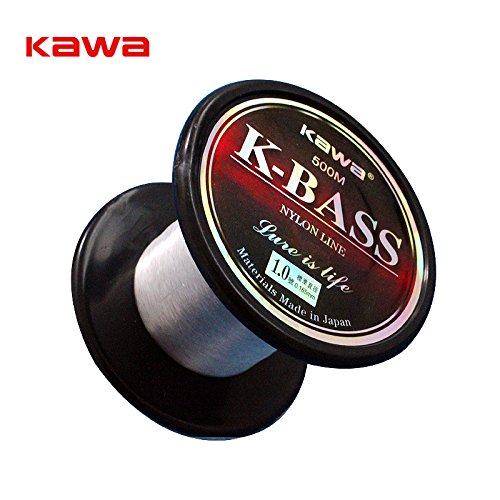 Generic KAWA K-BASS Angelschnur aus Nylon, 4,0 m lang, Sufix Protofilament
