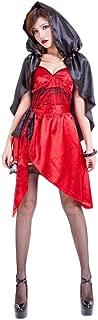 Vampire Outfit Halloween Costume Black Temptation M(240)