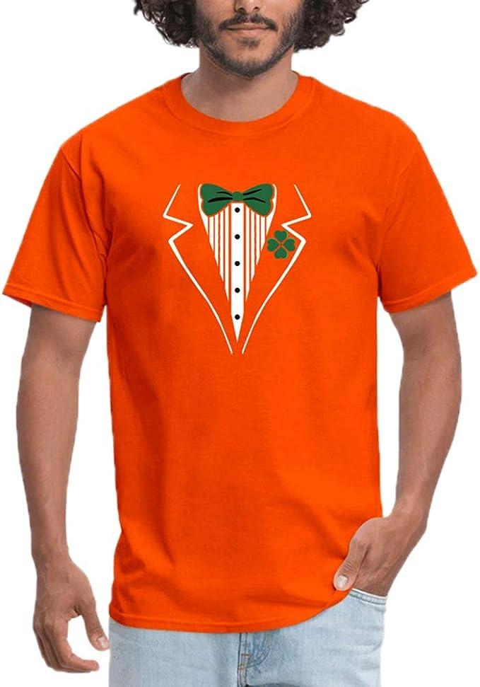 Huateng Camiseta Unisex Traje de impresión Mariposa Camiseta ...