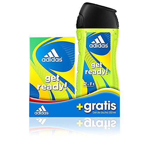 Adidas Get Ready! For Him Coffret Cadeau