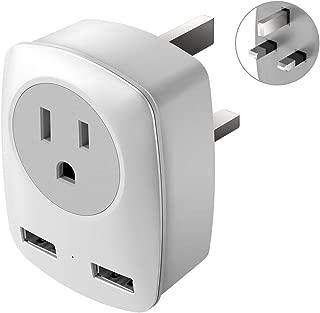 Best saudi power plug Reviews