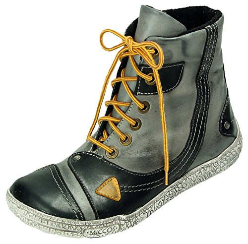 Miccos Shoes Damen Stiefel/Stiefelette EU 40