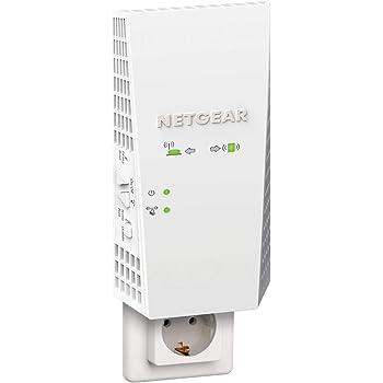 Netgear EX7300 - Amplificador Señal WiFi Mesh AC2200, Repetidor WiFi Doble Banda, Puerto LAN, Compatibilidad Universal: Netgear: Amazon.es: Informática