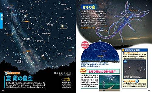 講談社『講談社の動く図鑑MOVE星と星座』