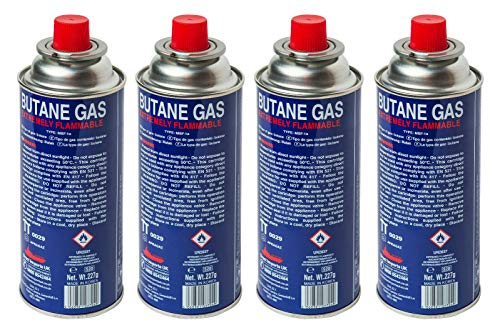 We Can Source It Ltd - Butane Gas Bottles for Portable Stoves Cookers,...