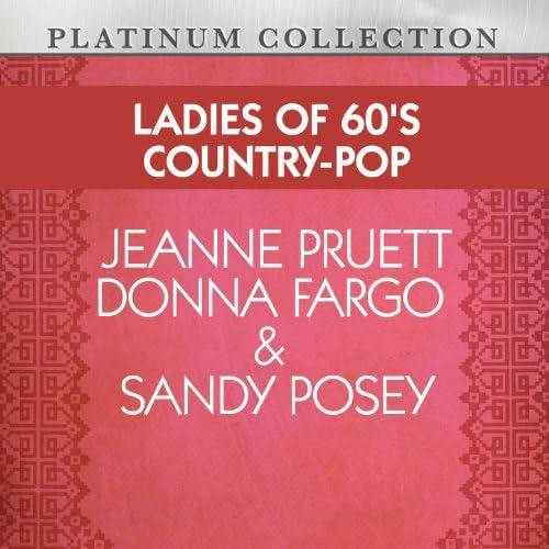 Jeanne Pruett, Donna Fargo & Sandy Posey
