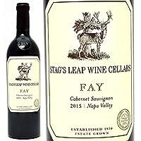 2015 フェイ エステート カベルネ ソーヴィニヨン 750ml スタッグス リープ アメリカ 赤ワイン コク辛口 ワイン ((QASLFC15))