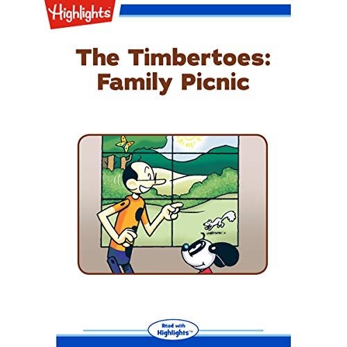 The Timbertoes: Family Picnic cover art
