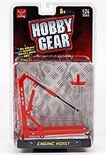 Hobby Gear Series: Engine Hoist 1:24 Scale (Red)