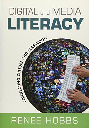 Compare Textbook Prices for Digital and Media Literacy: Connecting Culture and Classroom 1 Edition ISBN 9781412981583 by Hobbs, Renee
