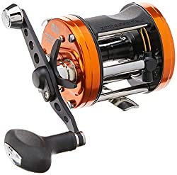 baitcasting for large fish reel