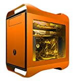 BitFenix Micro ATX, Mini-ITX Motherboard Cases BFC-PRM-300-OOWKK-RP Orange