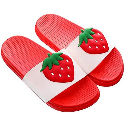 Zapatos de Playa y Piscina para Niña Niño Chanclas Sandalias Mujer Verano Antideslizante...