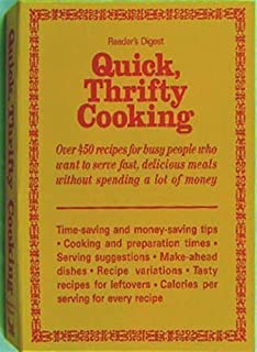 Best thrifty cooking recipes Reviews