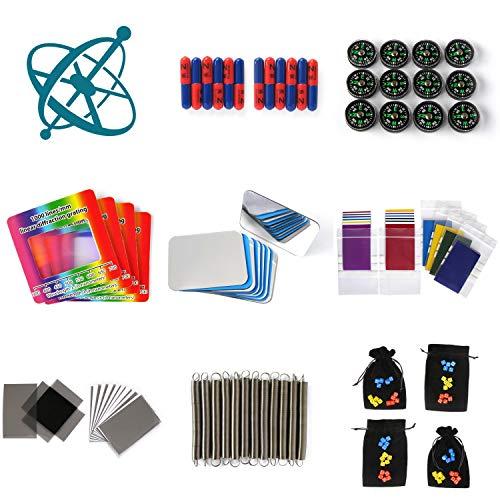 Ciênsação Lehrmittel-Kit: Schnelle Experimente für den Physik und NaWi Unterricht