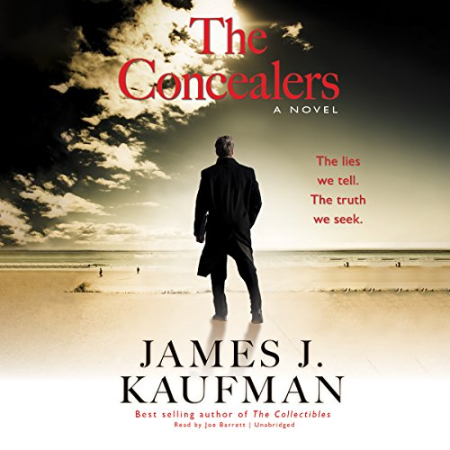 The Concealers audiobook cover art