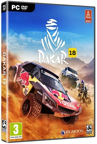Dakar 18 PC DVD