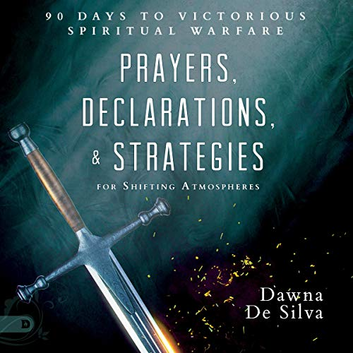 Prayers, Declarations, and Strategies for Shifting Atmospheres cover art