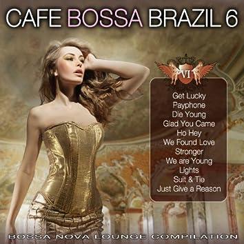 Cafe Bossa Brazil Vol.6. Bossa Nova Lounge Compilation