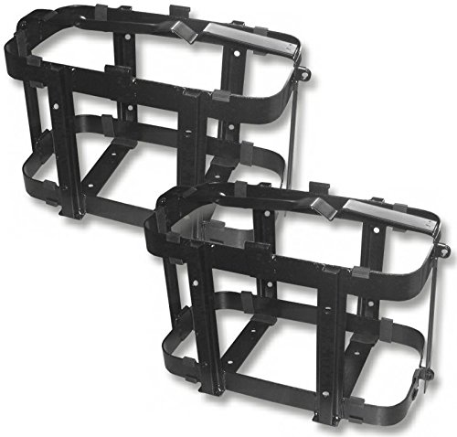 BILLET4X4 NATO Jerry Can Holders (Pair) - Lockable! (Off-Road Vehicle Equipment)