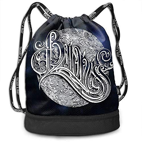 Emilde mannen en vrouwen algemene reizen rugzak barones band mode uniek ontwerp rugzak tas