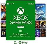 Avec l'abonnement Xbox Game Pass, profitez d'un large catalogue de plus de 150 jeux chaque mois Plusieurs nouveaux jeux entrant chaque mois Désormais découvrez également toutes les exclusivités Windows 10 dès le jour de leur sortie dans le Xbox Game ...