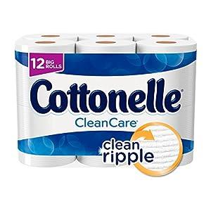 Cottonelle CleanCare Big Roll Toilet...