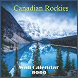 Canadian Rockies: 2021 Wall & Office Calendar, 12 Month Calendar