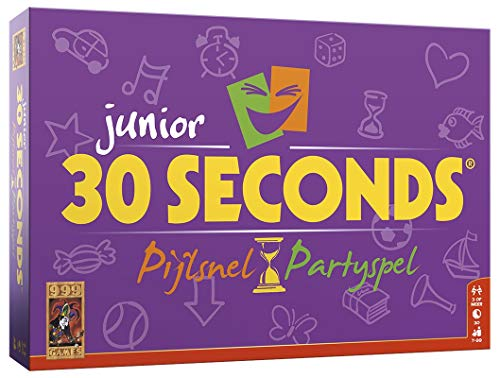 30 Seconds  Junior Bordspel
