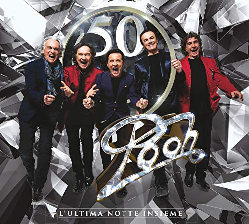 Pooh 50 - L'Ultima Notte Insieme (3 CD)