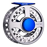 Goture Fly Fishing Reel - Large Arbor 2+1 BB with...