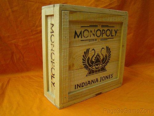 Hasbro Monopoly Indiana Jones Edition