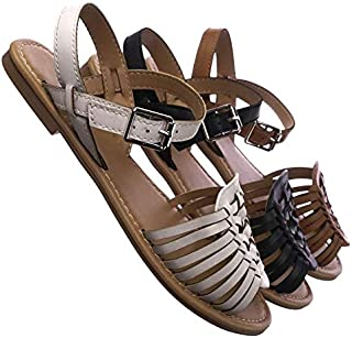 Best peep toe huarache sandals Reviews