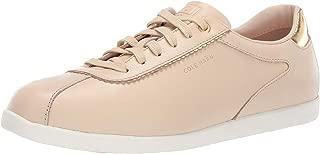Cole Haan Women's Grandpro Turf Sneaker, Brazilian Sand Leather, 8.5 B US