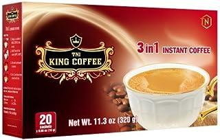 KING COFFEE 3in1 インスタントコーヒー20袋入 TRUNG NGUEN INTERNATIONAL(チュングエン)